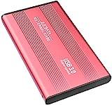 Externe Festplatte, 1 TB, ultradünn, USB 3.0,...